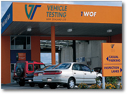 Tenant testimonials - Vehicle Testing building